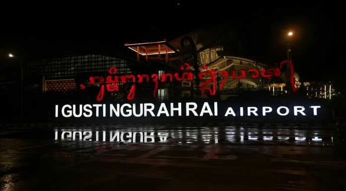 Bandara I Gusti Ngurah Rai Partisipasi Gerakan Global Earth Hour
